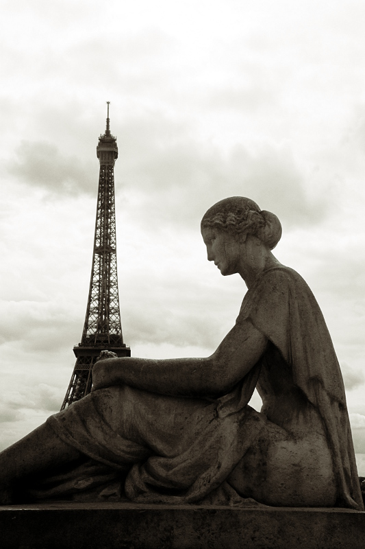 Torre Eiffel 5 desde Trocadero